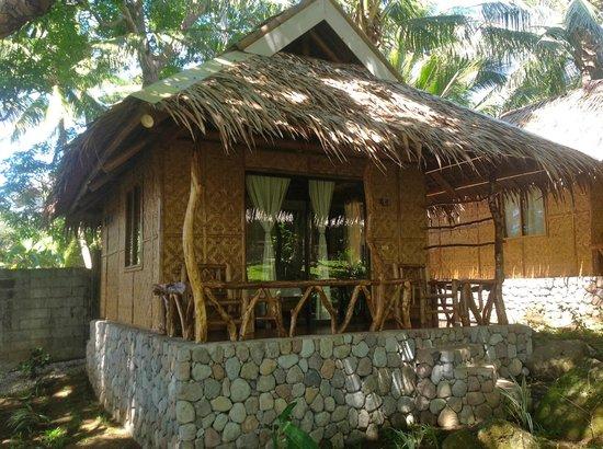 Camiguin Volcan Beach Eco Retreat & Dive Resort: One of the rooms