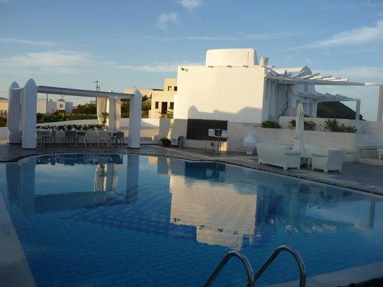 Rocabella Santorini Hotel & Spa : Hôtel