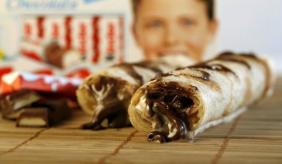 Feteera : Kinder Pie