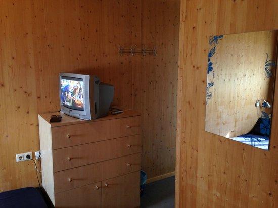 Cohotel: TV
