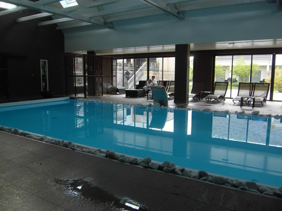 La Source des Sens : la piscine