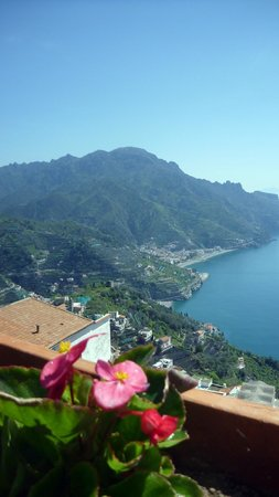 Tour of Italy: View from Ravello
