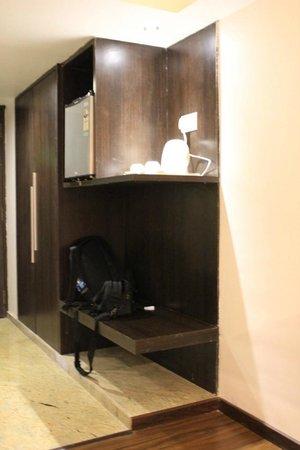 Hotel Lxia : Storage