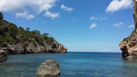 cala de deia photo de cala deia palma de majorque tripadvisor. Black Bedroom Furniture Sets. Home Design Ideas