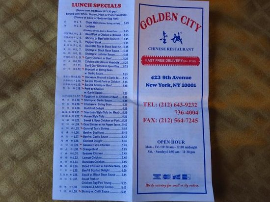 Doubletree Hotel Chelsea - New York City: Golden city address and phone