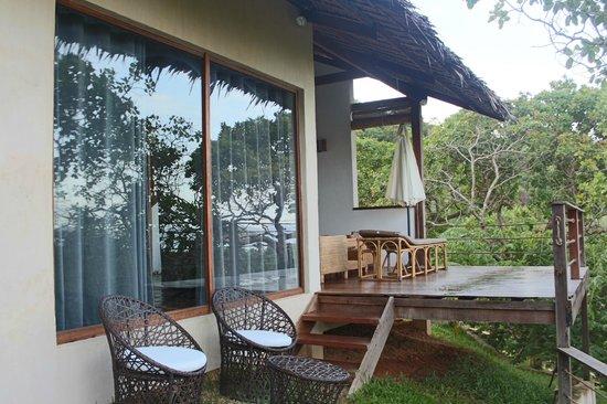 El Nido Overlooking: Garden View