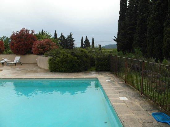 Domaine la Carraire : Pool