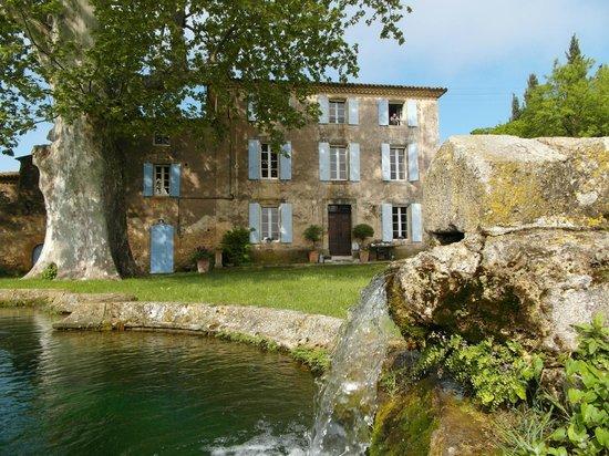 Domaine la Carraire : Gästetrakt mit 5 Zimmern
