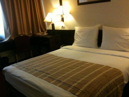 Ramada Iasi City Center: Double bed