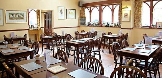 Orton, UK: Conservatory Coffee House