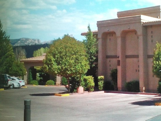 Sedona Real Inn and Suites: Dit is de ligging van de kamers