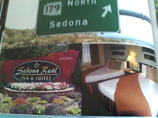 Sedona Real Inn and Suites: 3 Foto's uit mijn fotoboek