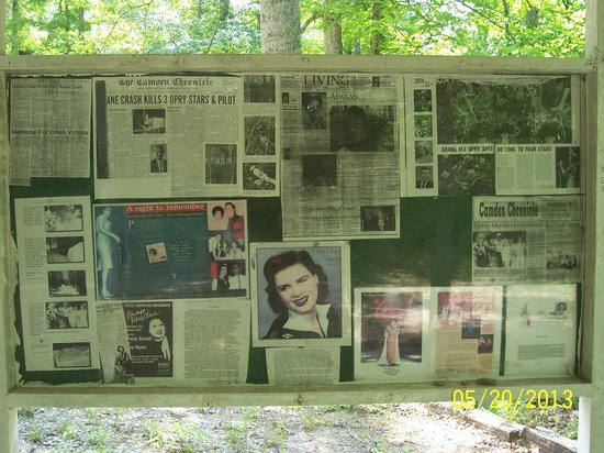 Patsy Cline Memorial : Information