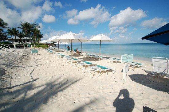 South Bay Beach Club: Perfect beach