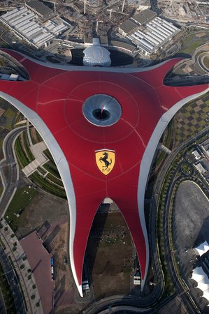 ‪Ferrari World Abu Dhabi‬