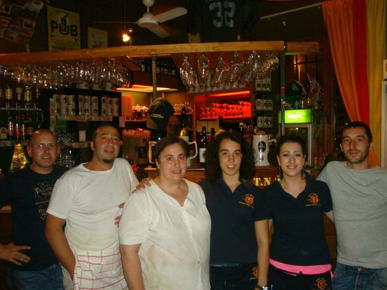 Lo staff del TNT