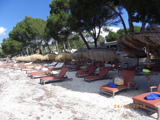 Formentor, a Royal Hideaway Hotel: la plage