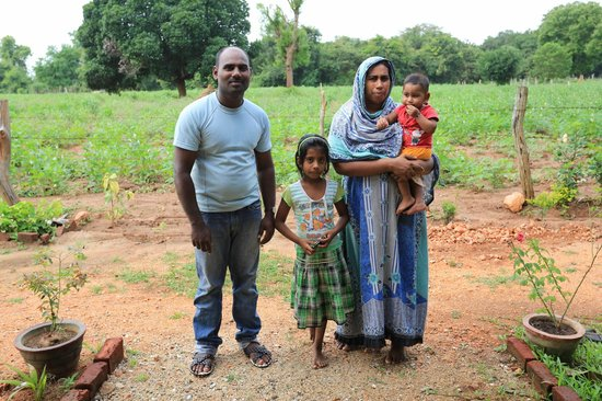 Village Garden Inn Bed & Breakfast: owner's family