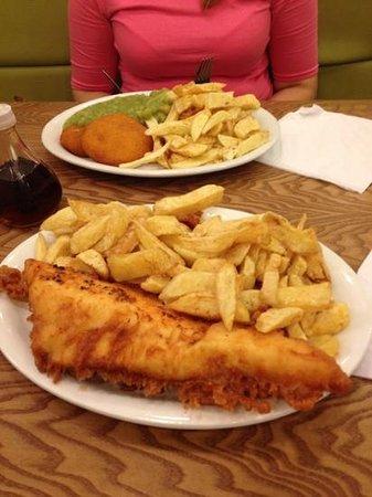 Cannon Fish Restaurant