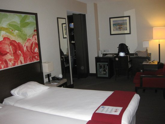 NH Amsterdam Schiller : Room
