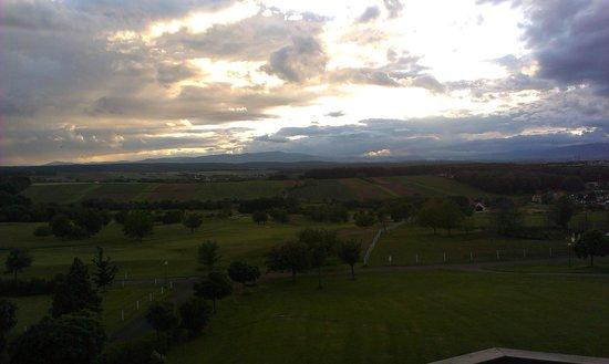 Reiters Supremehotel: Ausblick vom Balkon
