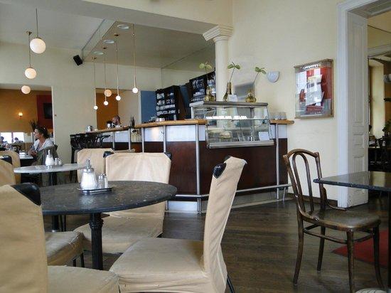 Cafe Berg: Ambiente