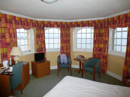 Bay Royal Weymouth Hotel: Room 408