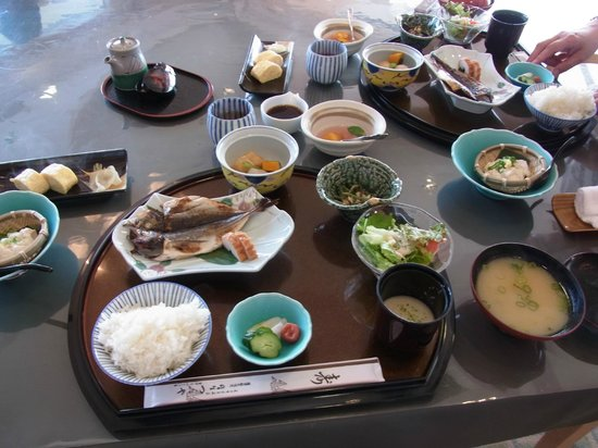 Kaike Tsuruya : 朝食