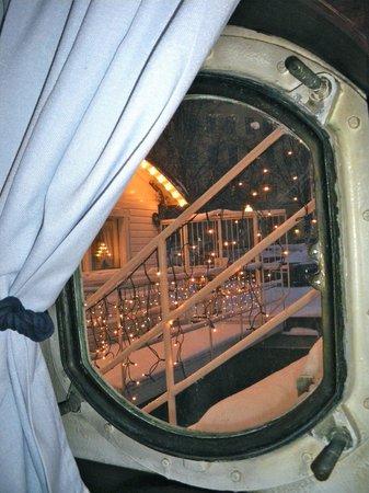 Malardrottningen Yacht Hotel and Restaurant: Cabine