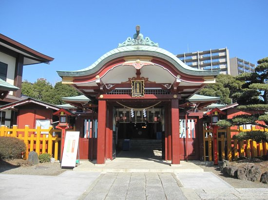 Moto Toshogu Shrine