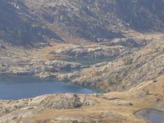 Mercantour National Park: lacs de Vens