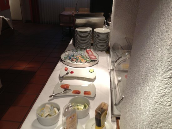 Hotel My Poppelsdorf: No cold cuts