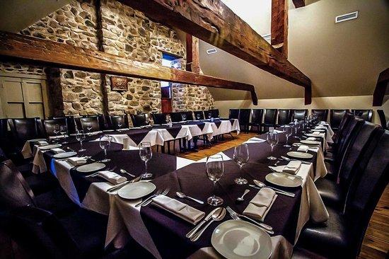 salle de r 233 ception picture of restaurant limoncello l assomption tripadvisor
