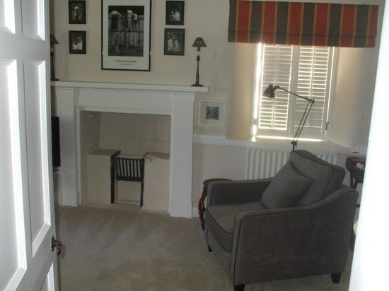 The Millers Guesthouse: Private sitting room