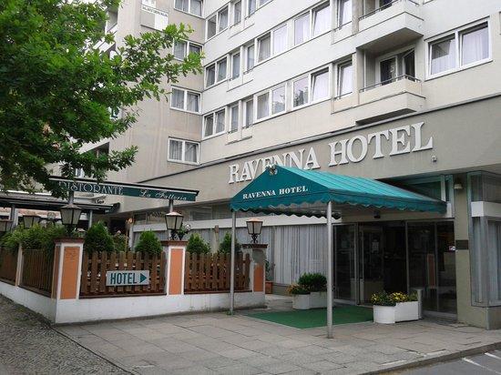 Eingangsbereich Spulkuche Picture Of Novum Hotel Ravenna Berlin