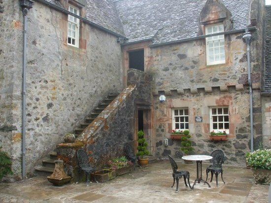 The Millers Guesthouse: A view from outside