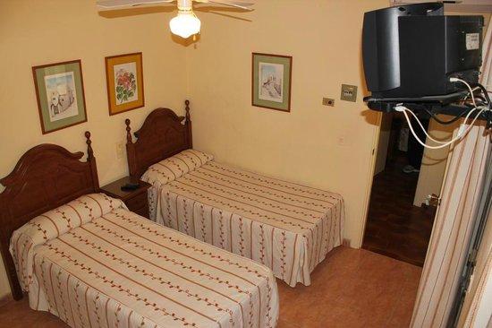 Hostal Andalucia: habitación doble