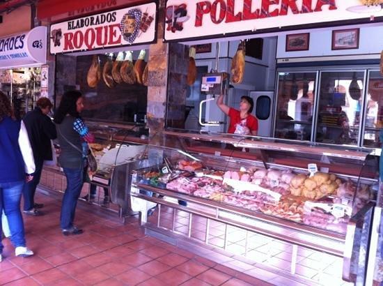 Mercado de Nuestra Senora de Africa Photo