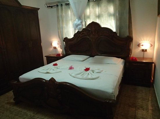 Buisson Guesthouse La Digue : Room