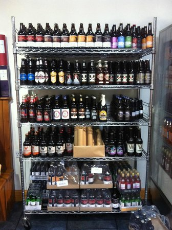 Fiddler's: A lot of beer in the Coffee shop