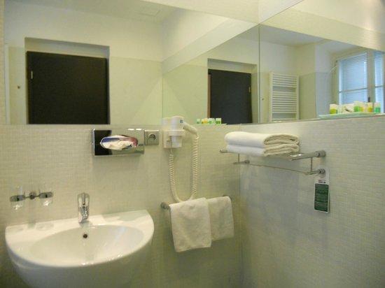Prague Inn: il nostro bagno