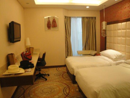 The Metropolitan Hotel & Spa New Delhi : Room of The MET
