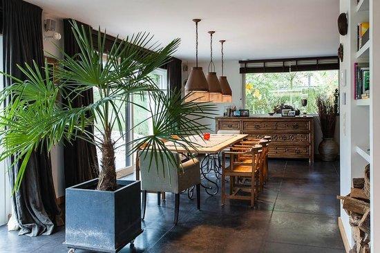 Duinenhuys: Breakfast area