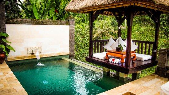 Viceroy Bali: Dinner