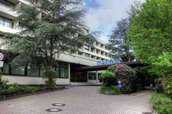 Maritim Hotel Bad Salzuflen: Entrance