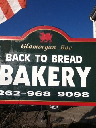 Back To Bread: Bakery