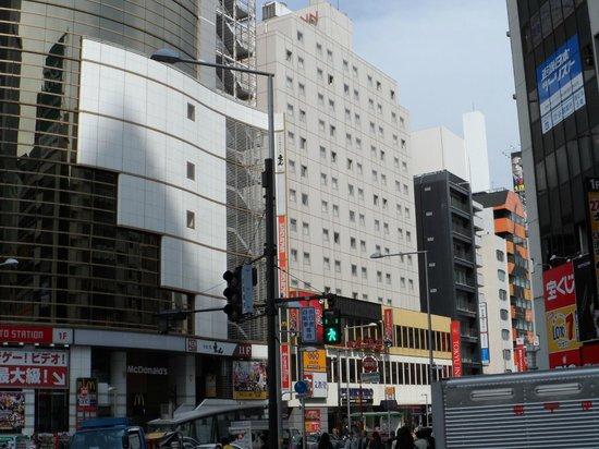 Shibuya Tokyu REI Hotel : tokyu inn