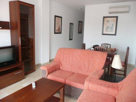 Apartamentos Turisticos Fercomar: Lounge/Diner