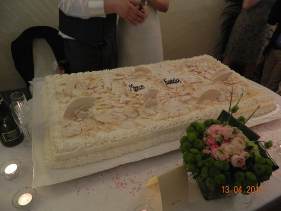 Bar Pasticceria Vezzosi: La nostra torta!