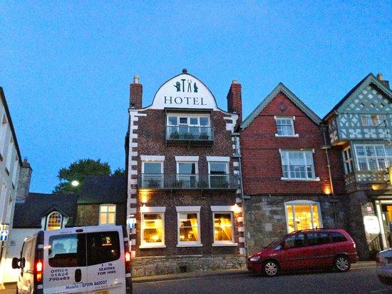 Guildhall Tavern Hotel & Restaurant: Hotel